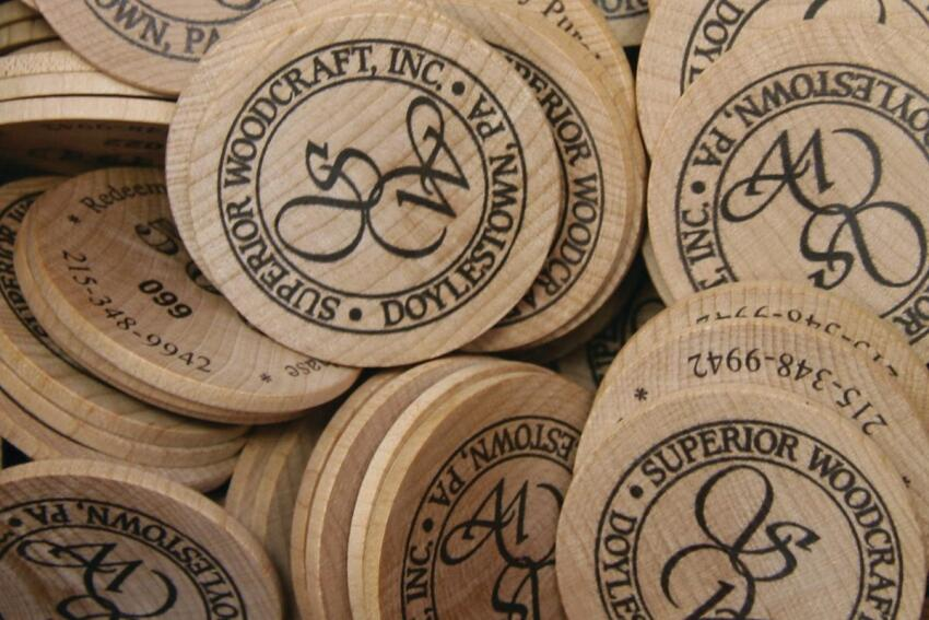 Local Barter: Superior Woodcraft's Wooden Nickel Marketing Campaign