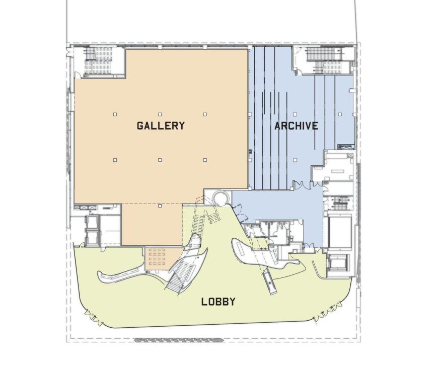 Ground-Level Plan.