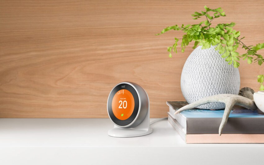 New Nest Controls Hot Water as Well as Heating