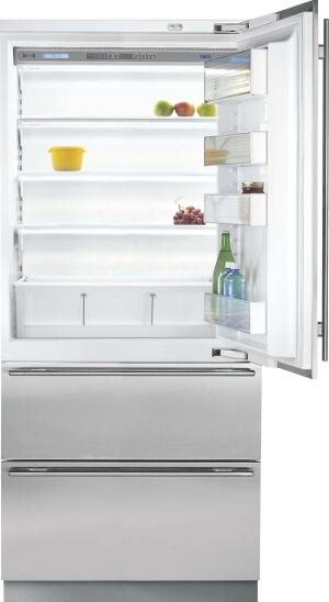 "sub-zero  The high-end refrigerator and wine-storage manufacturer is our readers' most preferred brand across all product categories. Though fond of the company's entire product line, our readers especially appreciate the versatility of the integrated 700 Series, which offers counterdepth full-size units and undercounter drawer units.  ""sub-zero refrigerators' shallow 2-foot depth allows you to incorporate them into the face of cabinetry in a much more elegant manner than conventional refrigerators.""—John Merkle, AIA, TMS Architects, Portsmouth, N.H."