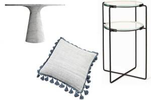 Rounded edges, black metals, and classic ornamentation are in. What's out?