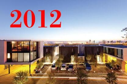 2012 Residential Architect Design Awards