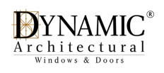Dynamic Architectural Windows & Doors Logo