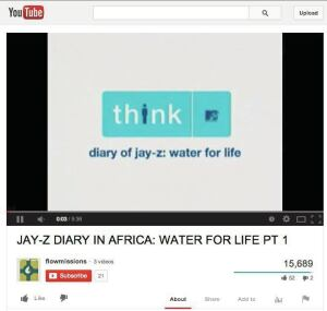 The Jay-Z MTV documentary.