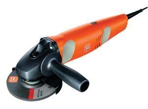 Fein angle grinder