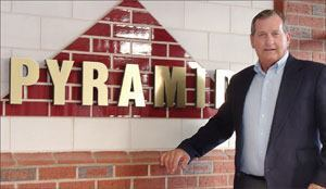 Keith Sommer. regional vice president at Pyramid Masonry Contractors in Orlando, Fla., is MASONRY CONSTRUCTION's Industry Leader of the Year.