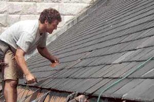 Repairing Slate Roofs