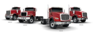 HX Series Vocational Trucks