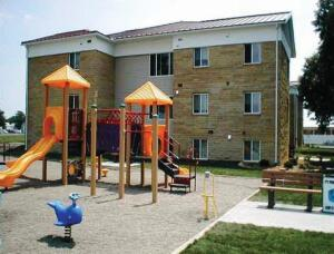 Since the Viking Terrace complex houses mostly families with young children, health effects related to toddlers are a principle concern, as well as healthy environments, including outdoor amenities that allow children to play as parents enjoy barbecue grills and picnic tables nearby.