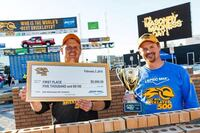 Utah Mason Scott Tuttle Wins First Place at the 2016 SPEC MIX BRICKLAYER 500 World Championship