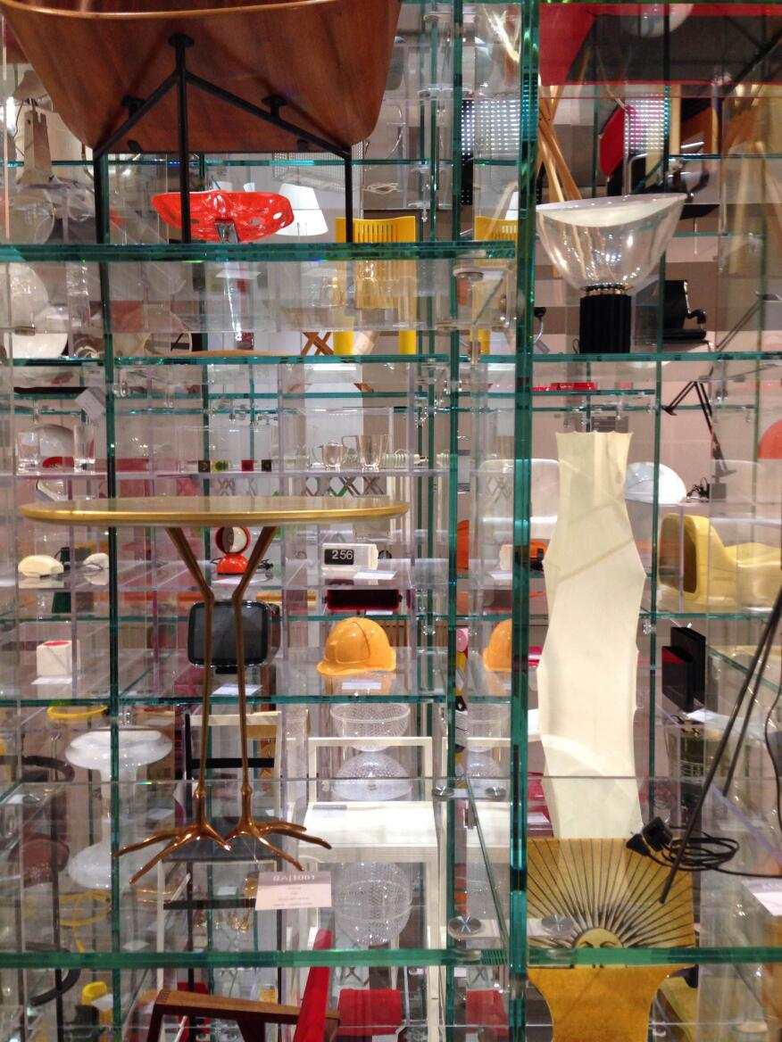 """Italian Design Beyond the Crisis,"" at Milan's Triennale Design Museum."