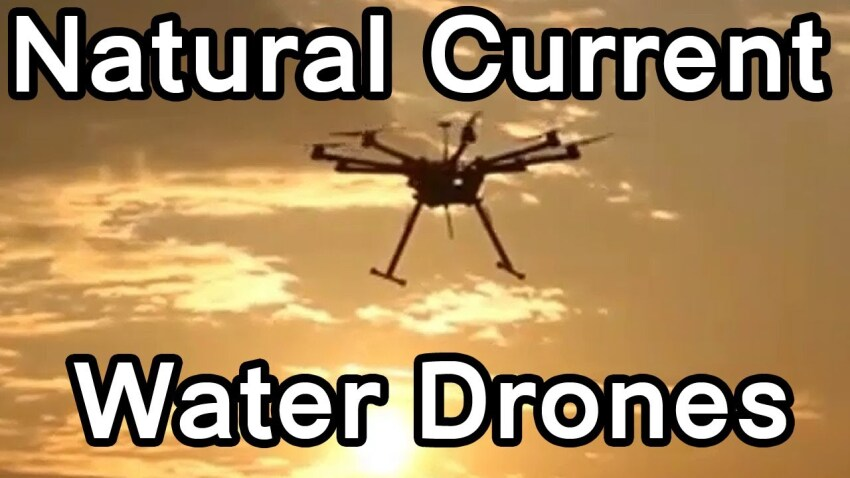 Water Drones - sUAV - Natural Current - Water Safety & Chemistry Testing Service