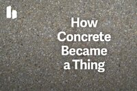 Concrete Beginnings