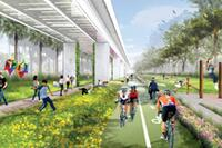 Miami Slated to Get the Next Linear Park By James Corner Field Operations