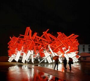 Kahn and Ohrstedt's Coca-Cola Beatbox at the London Olympics