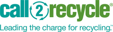 Call 2 Recycle (RBRC) Logo