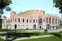 Allan Greenberg Architect is Designing a New Rice University Music Building Adjacent to Existing Hall by Ricardo Bofill