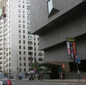 Whitney Museum of American Art, New York (1963-66)