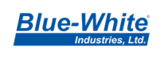 Blue-White Industries Logo