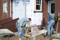 Remodeling in Masonry