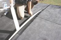 Low-Slope Reroof with EPDM