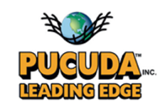 Pucuda, Inc., Leading Edge Logo