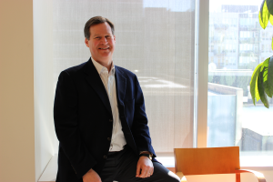 Rob Waterhouse, head of L&W Supply