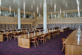 North Carolina State University: Hunt Library