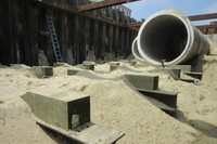 PRECAST CONCRETE PIPE: THE KEY TO PREVENTING HURRICANE SANDY LEVEL DAMAGE?