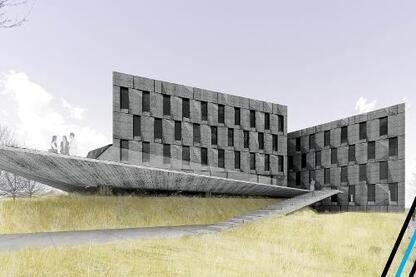 Ordos 20+10 Office Complex