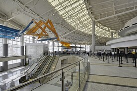 William P. Hobby Airport Renovation and Expansion
