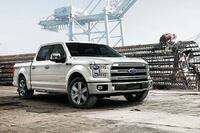 Aluminum Pickup Truck