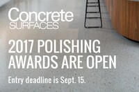 2017 Polished Concrete Awards