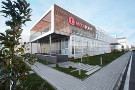 Mecaplast R&D Building