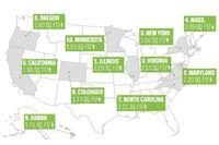 Is Your State the Top State for LEED Projects?