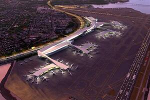 LaGuardia Airport Renovation