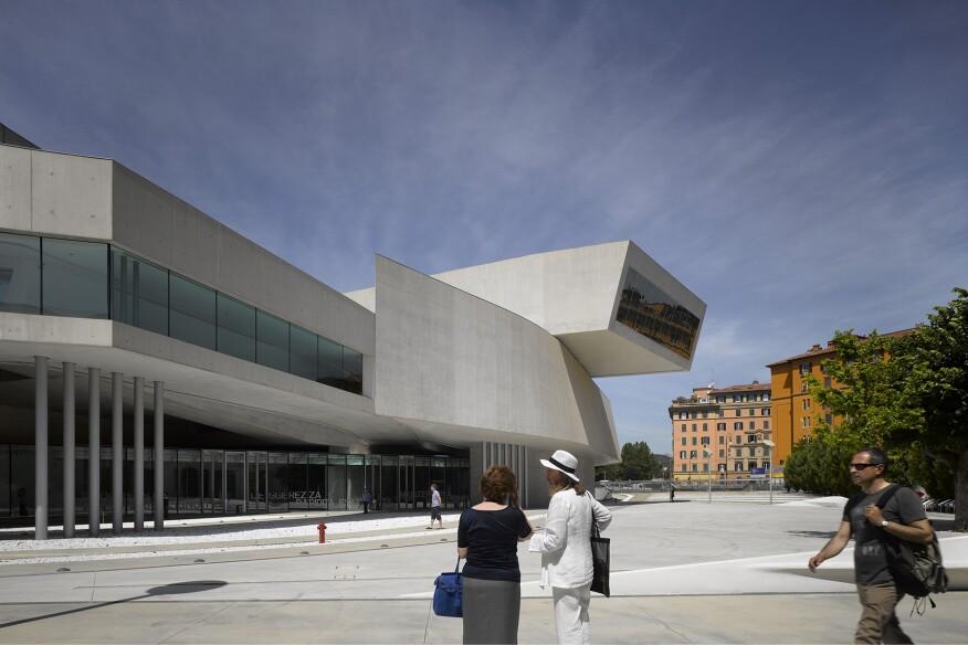 MAXXI Museum of XXI Century Art, Rome