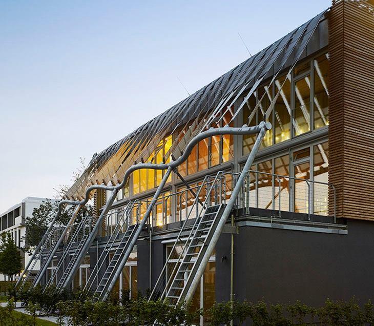 Soft House, Kennedy & Violich Architecture, Hamburg