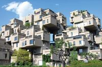 Landmarks: Habitat 67, Montreal, Canada
