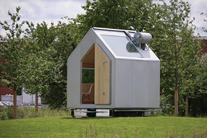 Think Small: Renzo Piano's Vitra House