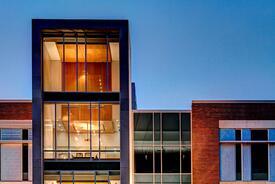 Sangren Hall, Western Michigan University