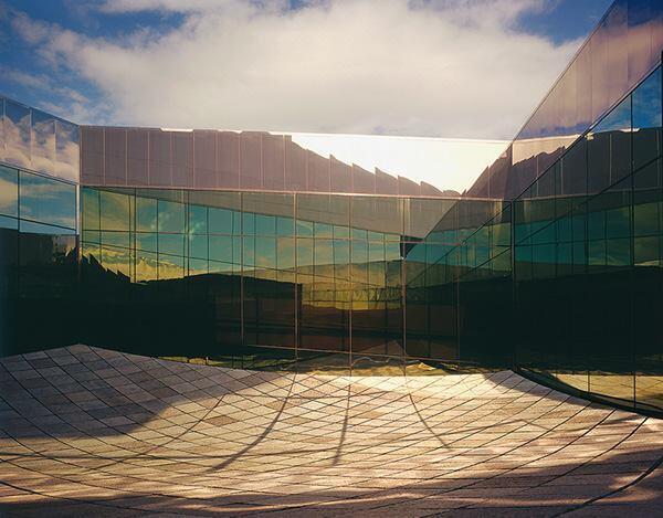 Tacoma Art Museum, Tacoma, Wash., by 2006 AIA Gold Medal winner Antoine Predock, FAIA.