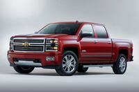 2014 Truck Introductions from Chevy, Ford, and Ram