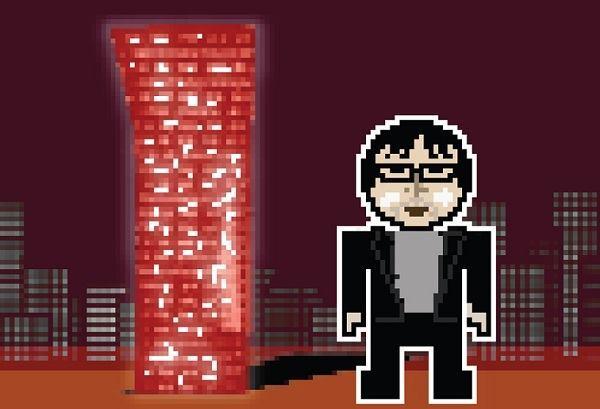 Toyo Ito, with Porta Fira Towers.