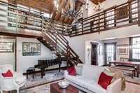 Capitol Hill Home Once Was a Horse Stable and an Organ Factory