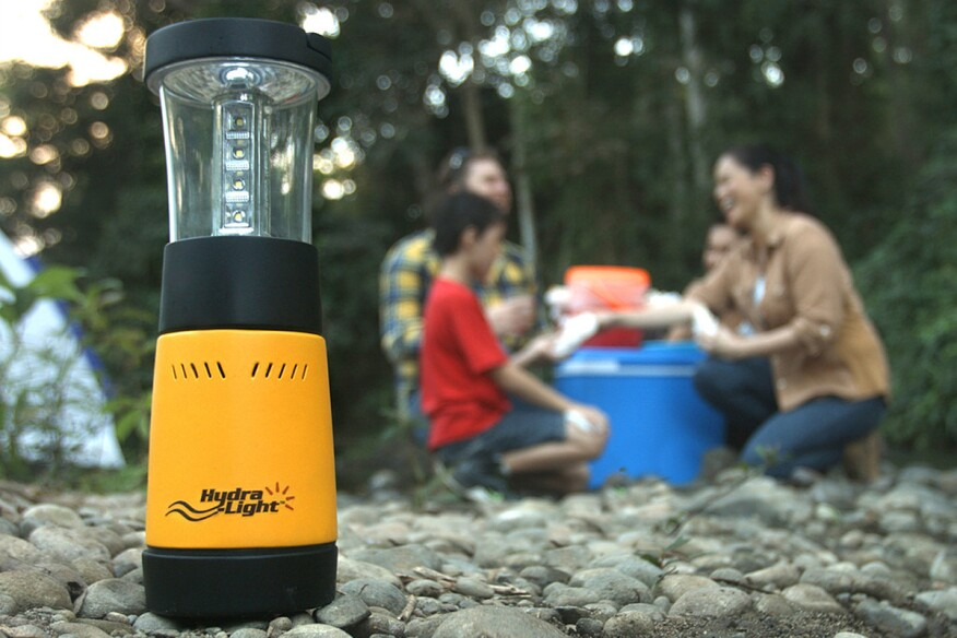 The Hydra-Light Saltwater Charger & Light (PL-500) by HydraLight