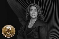 Zaha Hadid Wins 2016 RIBA Royal Gold Medal for Architecture