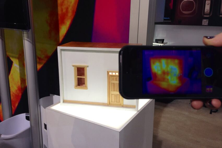 Flir One Could Be The Tool You Need This Year