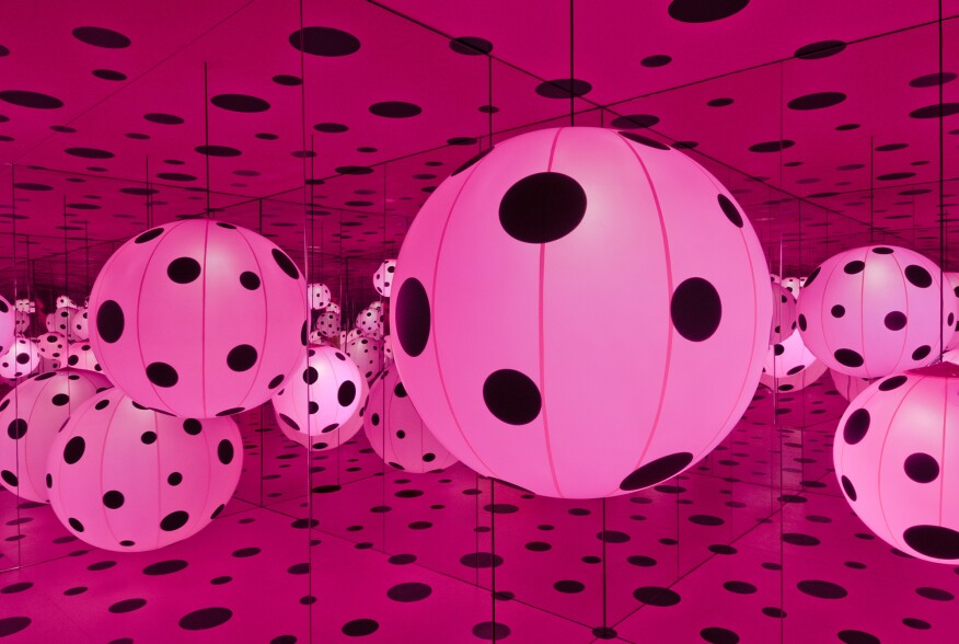 Dots Obsession – Love Transformed Into Dots, 2007