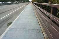 FiberSPAN Cantilever Sidewalk from Composite Advantage